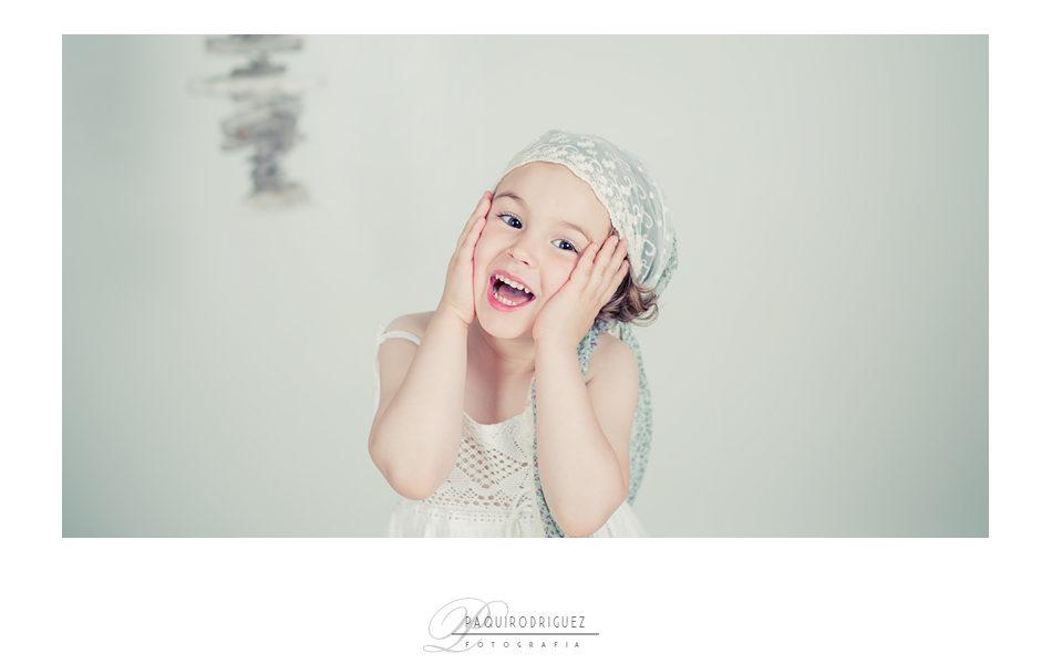 fotografías niños