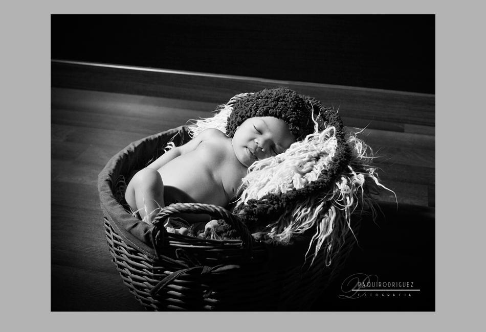 Sesión recién nacidos