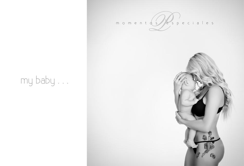 Fotografía recién nacido Leo